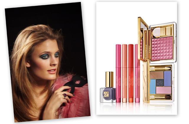 Весенние коллекции макияжа 2013 - Есте Лаудер