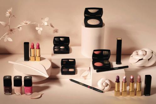 Весенние коллекции макияжа 2013 - Шанель