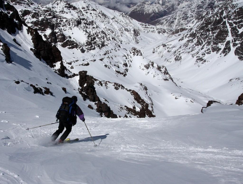 Марокко в апреле - горнолыжный отдых