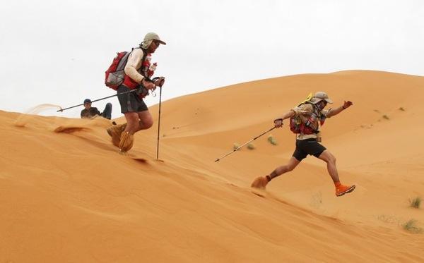 Марокко в апреле - пеший туризм