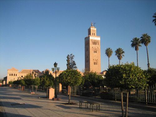 Отпуск в Марокко в апреле