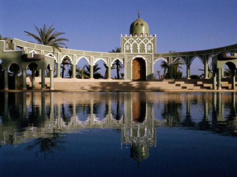 Марокко в апреле - о погоде