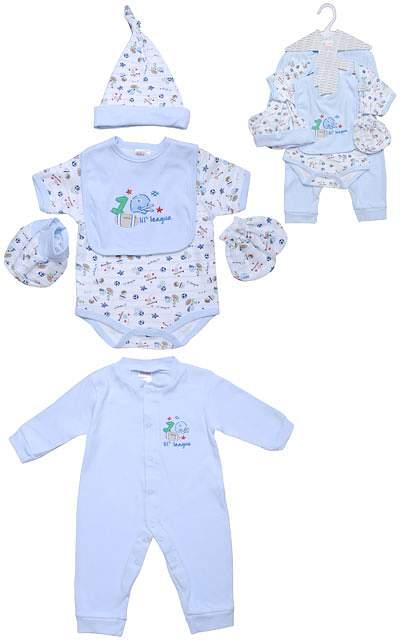 Выбор одежды для новорожденного мальчика
