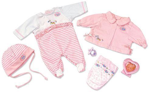 Комплект одежды для новорожденных девочек