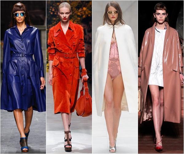 Самые модные пальто 2013