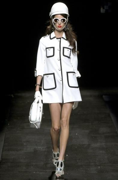 Самые модные пальто в сезоне весна 2013