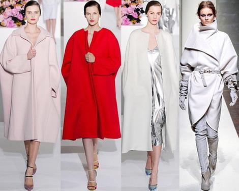 Самые модные пальто весна 2013