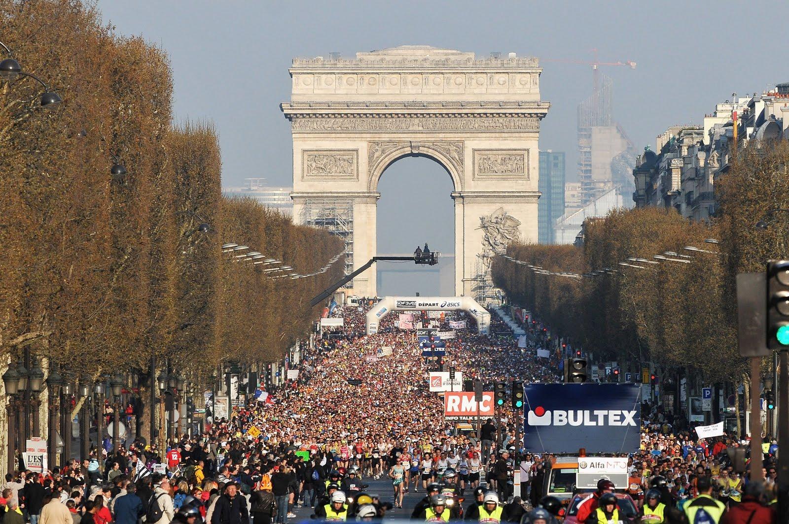 Отдых в Париже в апреле