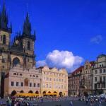Прага в апреле для путешественников