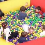 Детский сухой бассейн