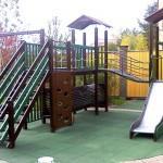 Подготовка территории под детский комплекс