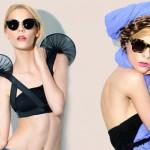 Модные солнечные очки 2013