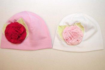 Летние шапочки для девочек