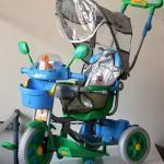 Особенности детских велосипедов для детей от 1 до 2 лет