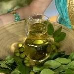 Рецепты с оливковым маслом