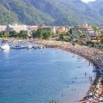 Пляжный отдых в конце мая - Турция