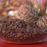 Народные рецепты против роста волос на теле - кедровые орехи