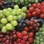 Самые полезные продукты для женского здоровья - виноград