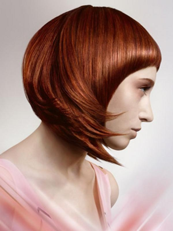 Креативные стрижки 2013 года на длинные волосы