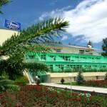 Санаторий «Вилла Арнест» в Кисловодске
