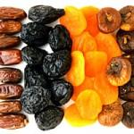 Полезные фрукты при беременности - сухофрукты