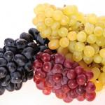 Вредные фрукты при беременности - виноград