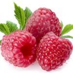 Полезные фрукты при беременности - малина