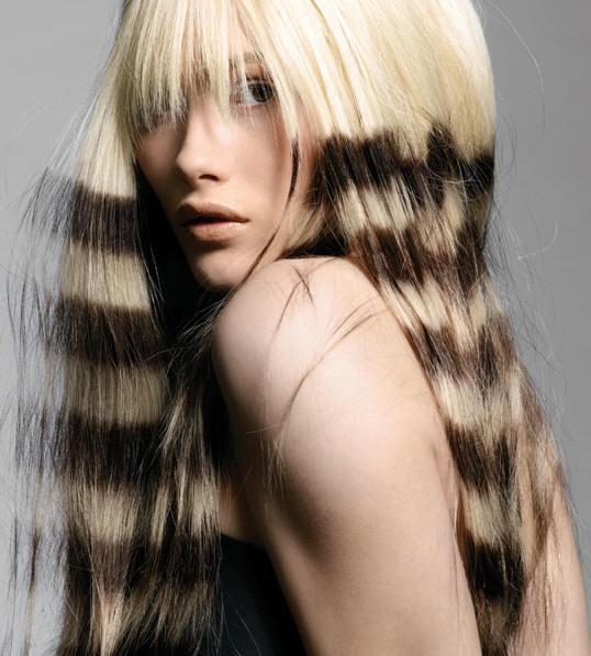 Модные волосы 2013 - колорирование