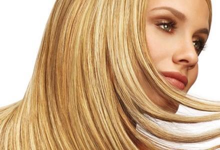 Модные волосы 2013 - медовый блонд