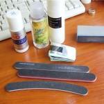 Пилочки для наращивания ногтей акрилом