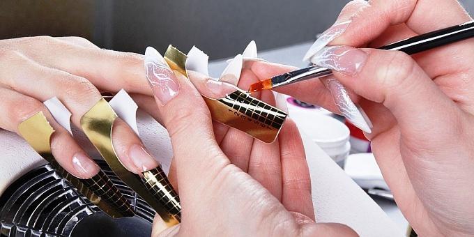 Как происходит наращивание ногтей - пошаговая технология от практикующих мастеров