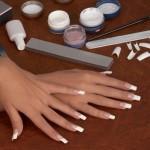 Набор для наращивания ногтей гелем в домашних условиях