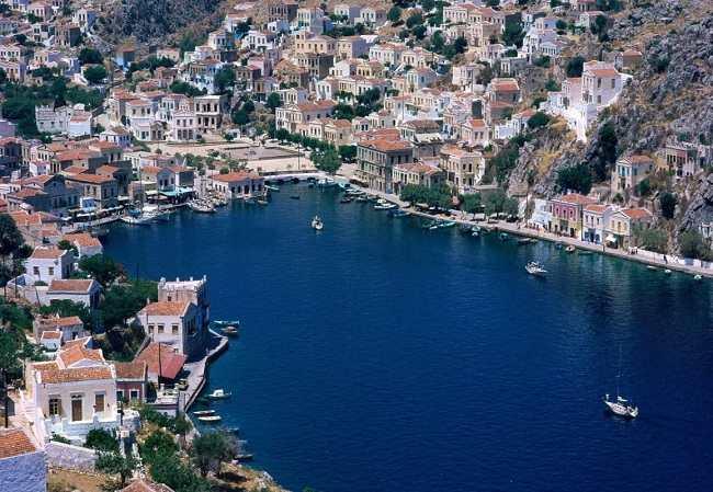 Отдых в сентябре в Греции