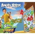 """Веселая игра """"Сердитые птички"""" Angry Birds"""