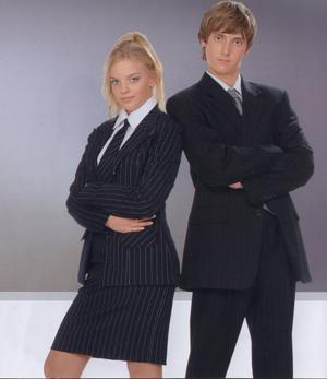 Одежда на 1 сентября - галстуки для девочек