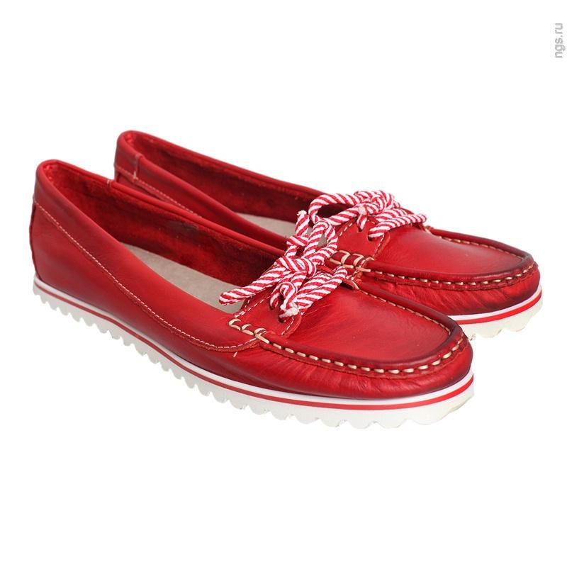 Модные туфли без каблука на лето-осень  2013 - мокасины
