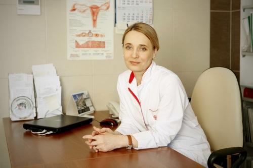 Прокудина Ольга Владиленовна, врач акушер-гинеколог высшей категории, Эксперт Clearblue
