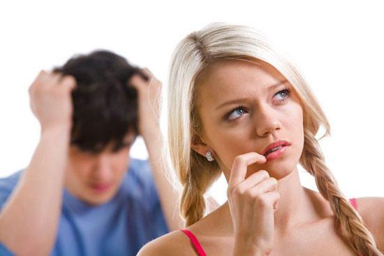 Чего не стоит говорить мужчине