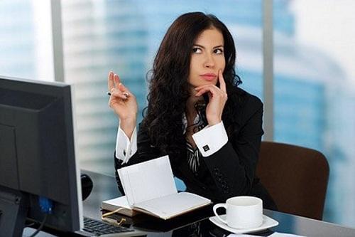 Ошибки в карьере женщины