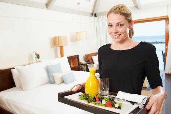 Обозначение питания в отелях