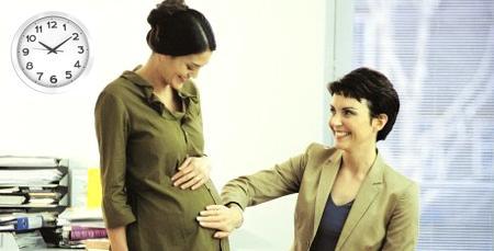 Права беременной женщины на работе