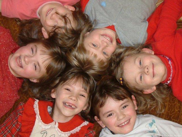 Сколько иметь детей в семье - семья с тремя и больше детьми