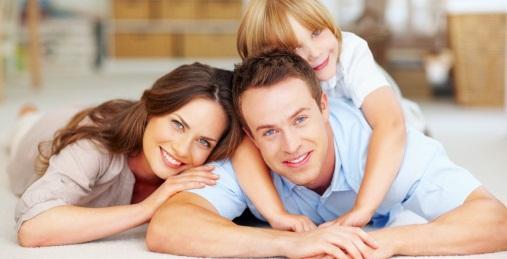 Сколько иметь детей в семье - семья с одним ребенком