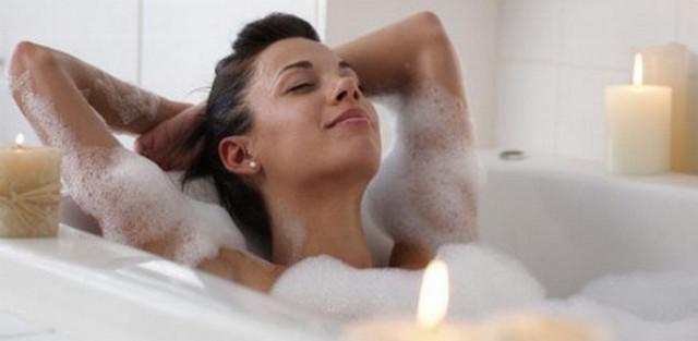 Как принимать содовые ванны правильно