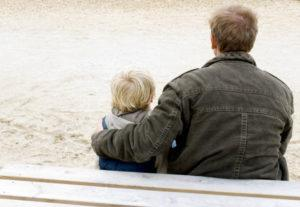 Права и обязанности приходящего отца