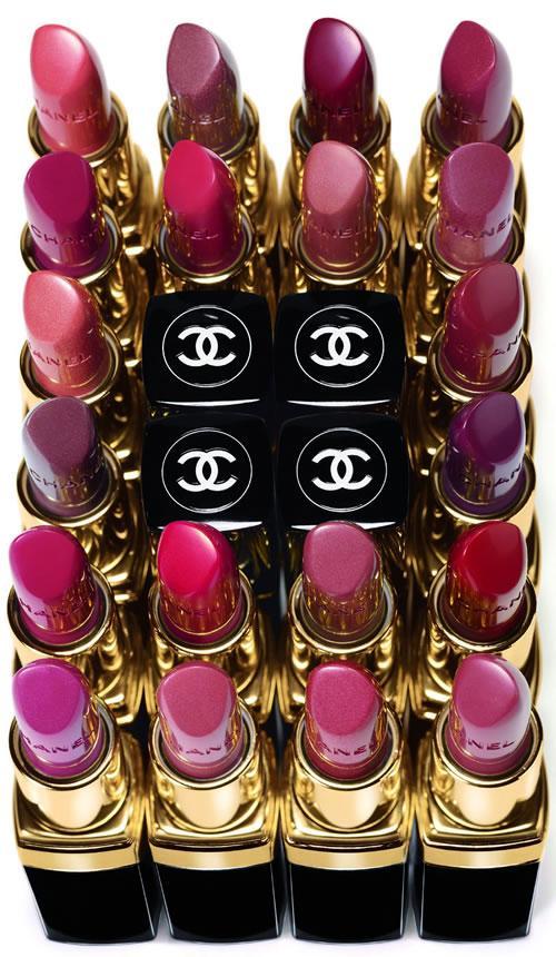 Коллекция макияжа осень 2013 от Chanel