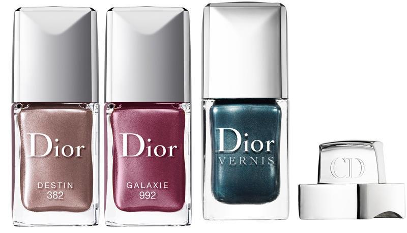 Осенняя коллекция макияжа 2013 от Dior