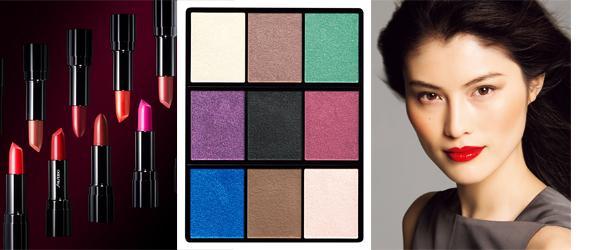 Осенняя коллекция макияжа 2013 от Shiseido