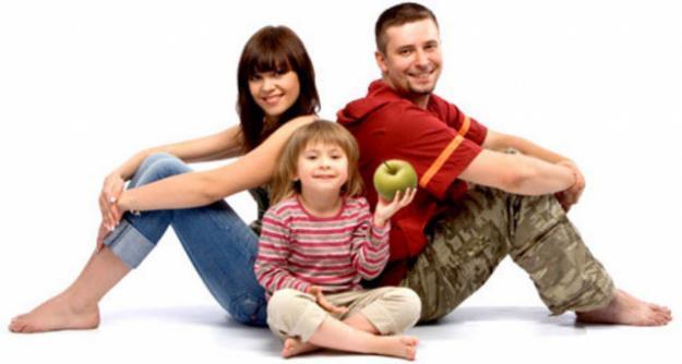 Типы современных семей в России