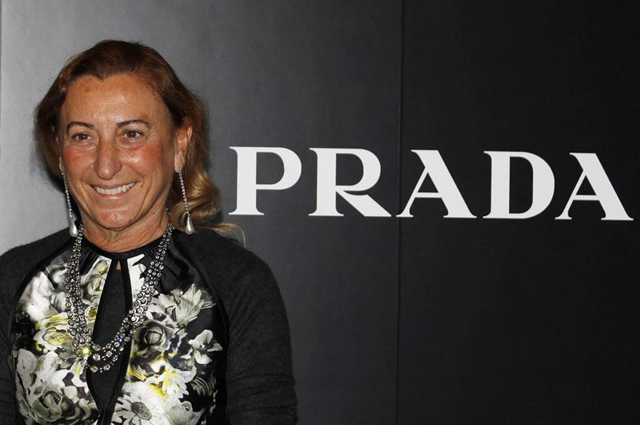 Самые известные женщины-дизайнеры - Миуччи Прада